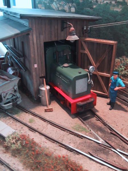 spur ii modellbahn